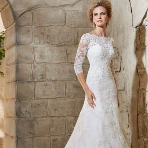 Mori Lee Wedding Dress Style 2776